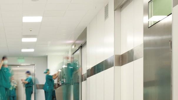 Lead Radiation Shielding, Walls and Doors